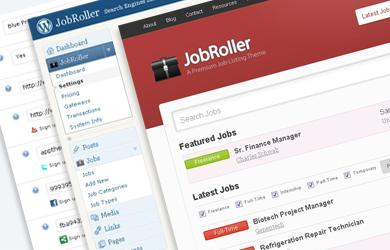 WordPress Job Board Theme