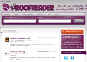 findaproofreader