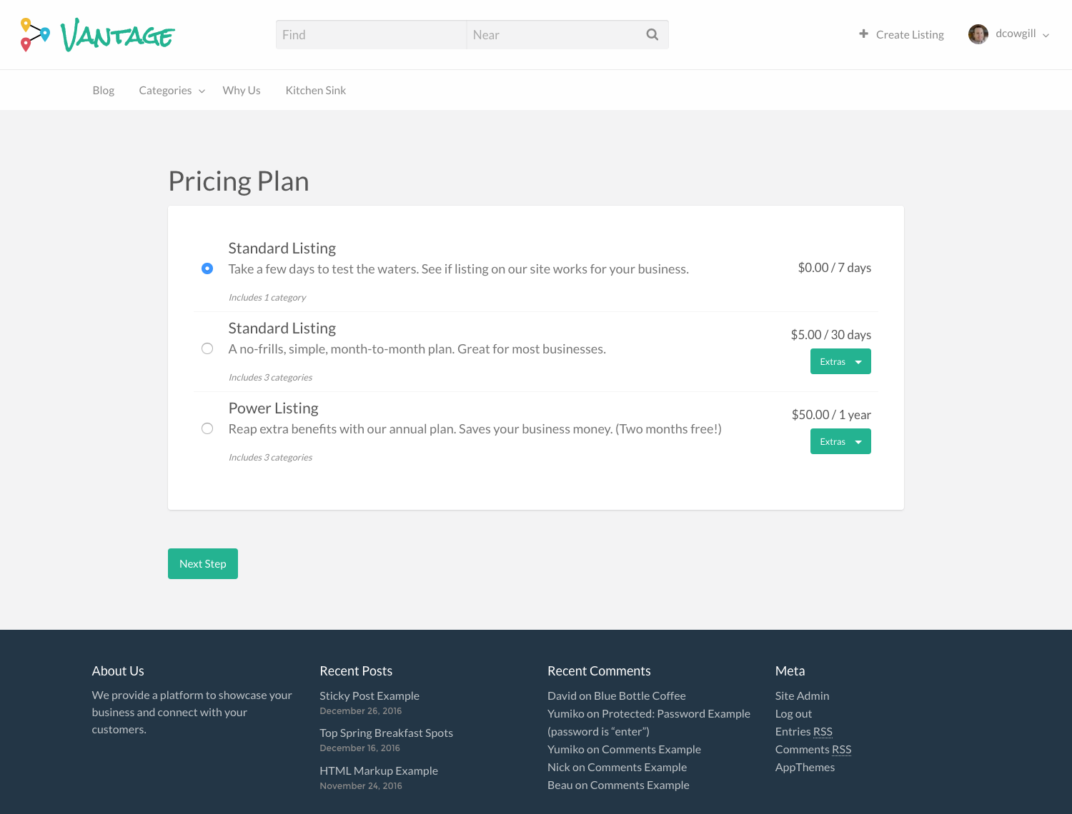 Flexible Pricing Plans