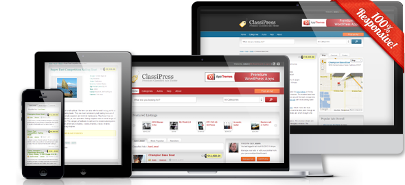 Classipress by Appthemes