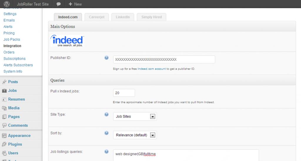 WordPress Job Board Theme - JobRoller Theme by AppThemes