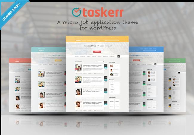 Taskerr theme teaser