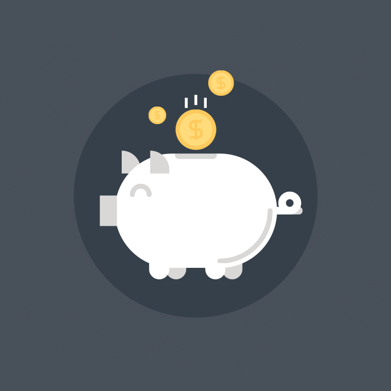 Piggy bank affiliate earnings