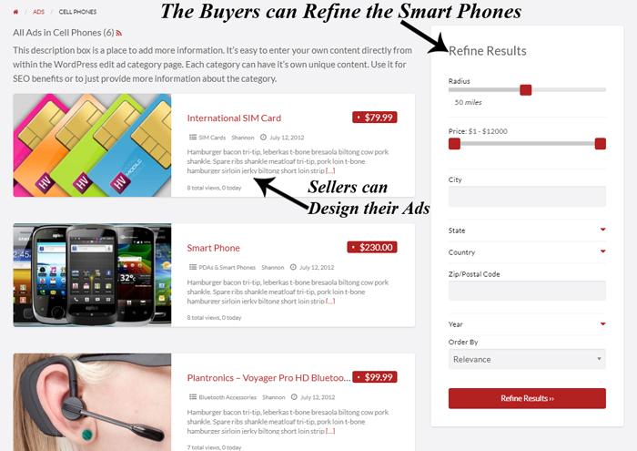 classified-smart-phone-site