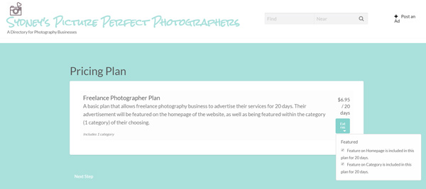 create-a-listing-plan-for-your-freelance-photographers