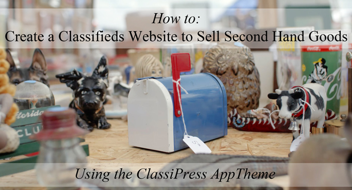 classipress-for-second-hand-site