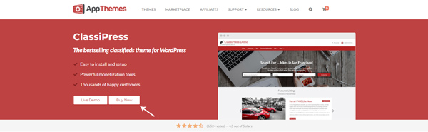 Premium WordPress Themes | AppThemes