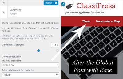 alter-website-global-font-classipress